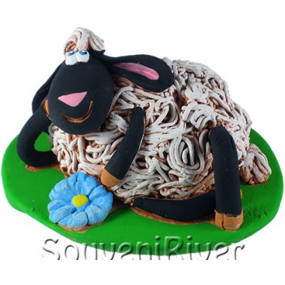 """Статуетка """"Маленька овечка"""""""