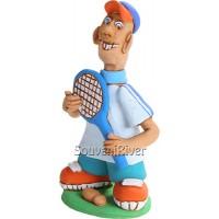 """Статуетка """"З тенісом"""""""