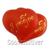 """Статуетка """"Два серця у коханні"""""""