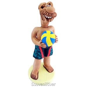 """Статуэтка """"Пляжный волейбол"""""""