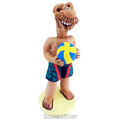 "Статуетка ""Пляжний волейбол"""