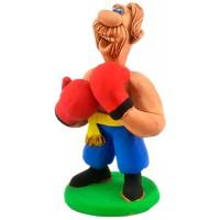 "Статуетка ""Козак боксер перед боєм"""