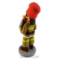 """Статуетка """"Пожежний з вогнегасником (молодий)"""""""