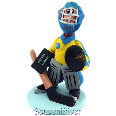 """Статуетка """"Хокеїст воротар"""""""