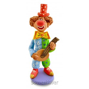 "Статуэтка ""Клоун с банджо"""