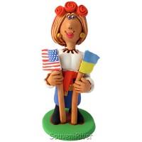 """Статуетка """"Україна - США"""""""