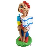 "Статуетка ""Україна - Ізраїль"""