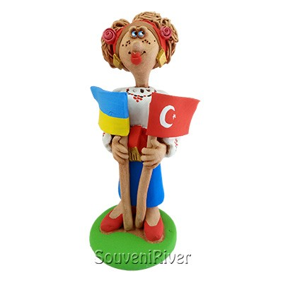 "Статуетка ""Україна - Туреччина"""