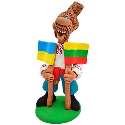 "Статуетка ""Україна - Литва"""
