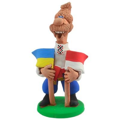 """Статуетка """"Україна - Польща"""""""