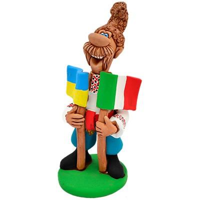 """Статуетка """"Україна - Італія"""""""