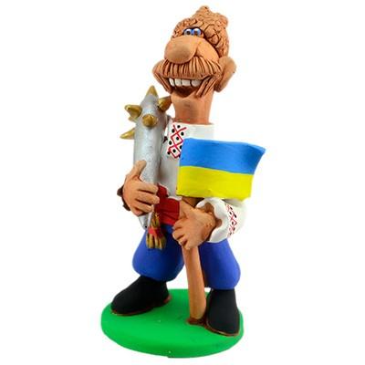 """Статуетка """"Запорожський козак"""""""