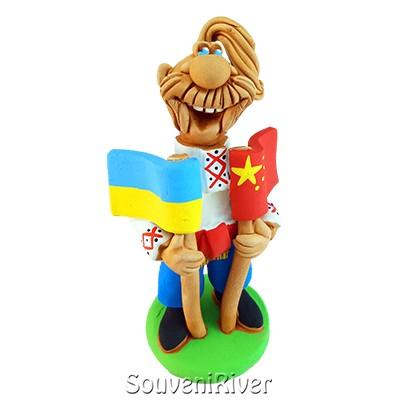 """Статуетка """"Україна - Китай """""""