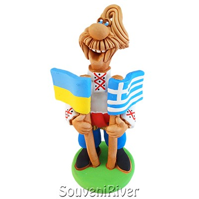 """Статуетка """"Україна - Греція """""""