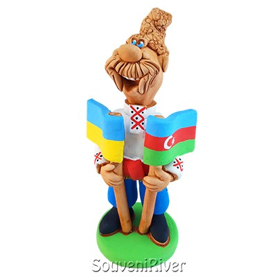 "Статуетка ""Україна - Азербайджан """