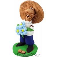 """Статуетка """"Букет квітів"""""""