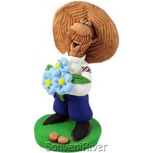 """Статуэтка """"Букет цветов"""""""