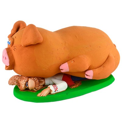 Свиня скарбничка