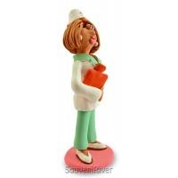 "Статуетка ""Медсестра з грілкою"""