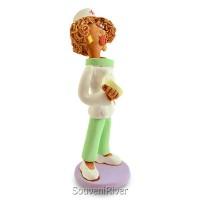 """Статуетка """"Медсестра з таблеткою"""""""