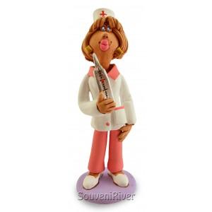 "Статуетка ""Медсестра з термометром"""