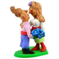 "Статуетка ""Перший поцілунок"""