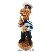 """Статуетка """"Моряк з підзорною трубою"""""""