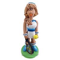 """Статуетка """"Тенісистка"""""""