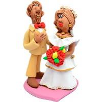 """Статуетка """"Наречена і наречений"""""""