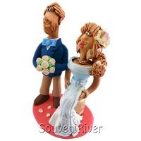 """Статуетка """"Весільне фото"""""""